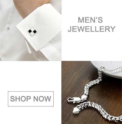 Men's jewellery collection