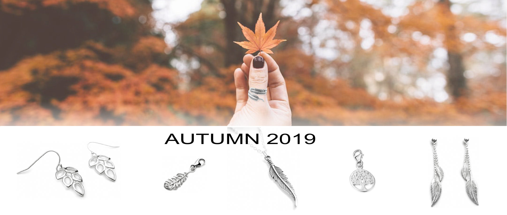 Sterling silver collection autumn 2019
