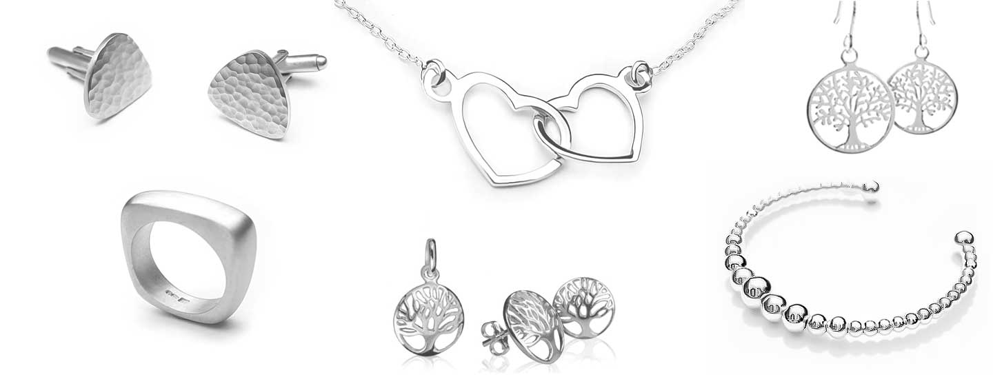 Sterling jewellery collection